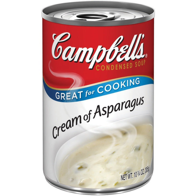 Campbell's Cream of Asparagus (305gr)