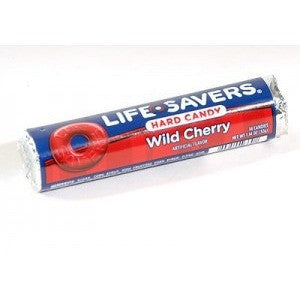 Lifesaver Wild Cherry