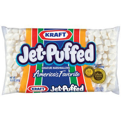 Jet Puff Mini Marshmallow