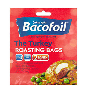 Bacofoil Turkey Bag (2Bags)(45cm x 55cm)