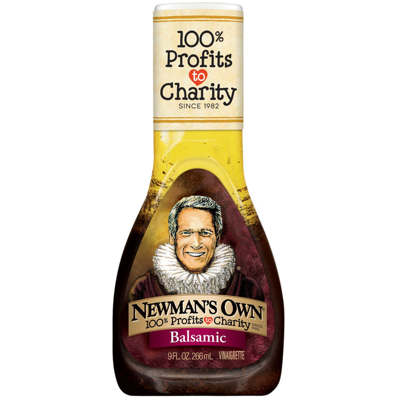 Newman's Own Balsamic Vinaigrette Dressing (450gr)