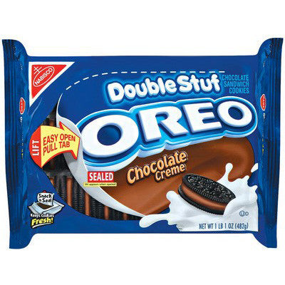 Nabisco Oreo Chocolate Creme (not the dbl stuff)
