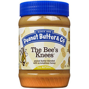 Peanut Butter Co Bee's Knees (453gr)