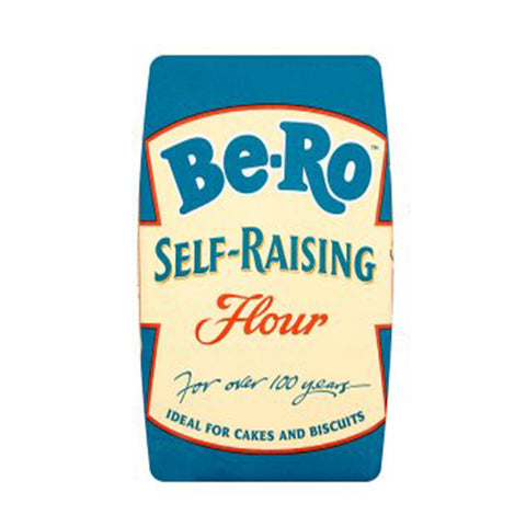 Be-ro self raising flour 500gr (UK)
