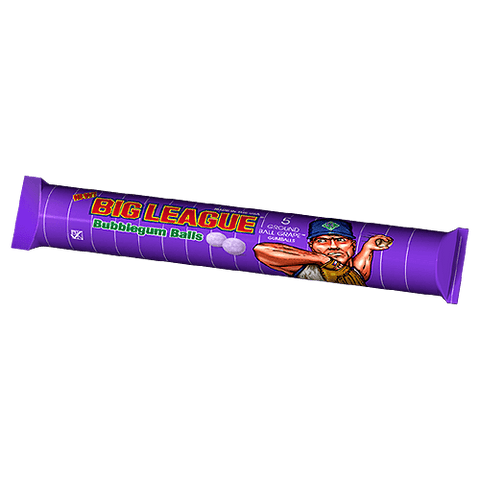 Big League Grape Bubble Gum Ball