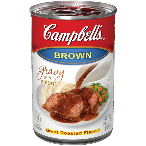 Campbell's Brown/Onion Gravy