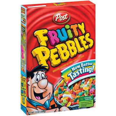 Post Fruity Pebbles 310gr