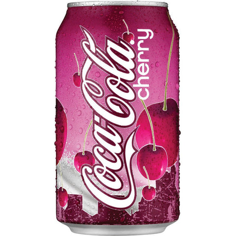 Coke Cherry  33cl