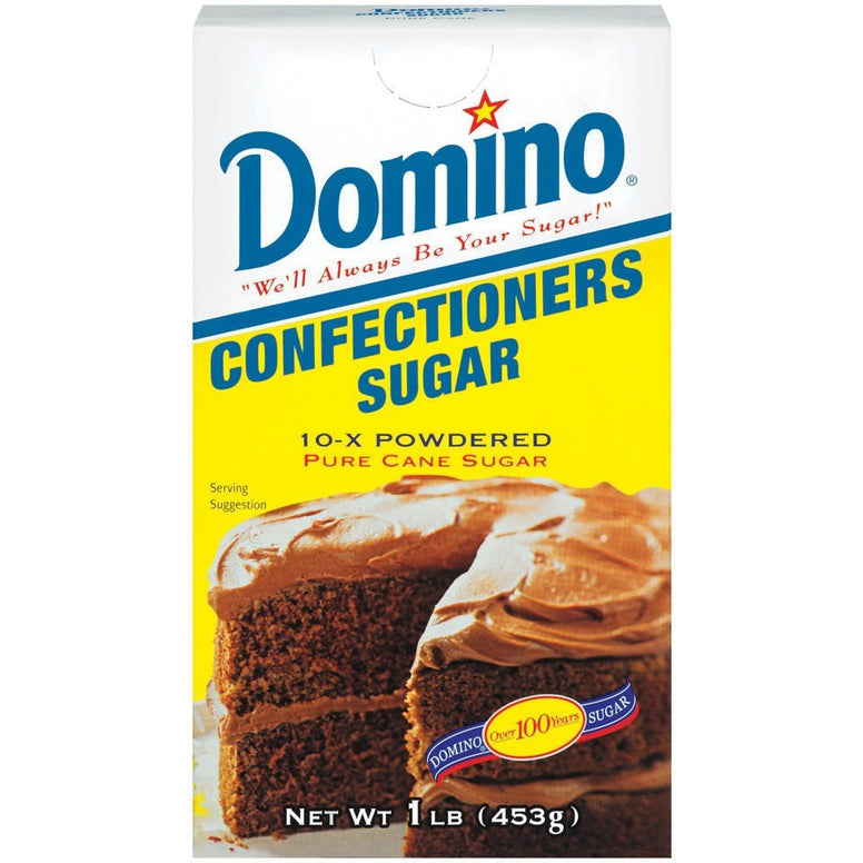Domino Sugar Confection 10x Powdered 1Lbs