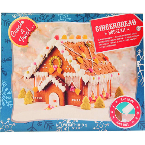 Gingerbread House 1kg (Everything included)