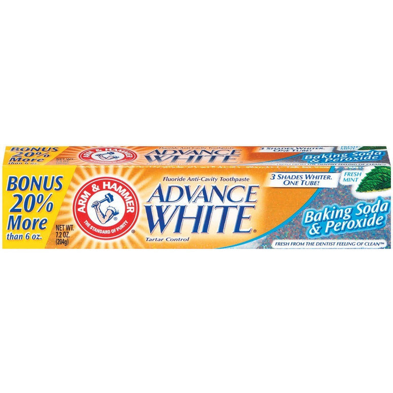 Arm & Hammer Advance White Toothpaste UK