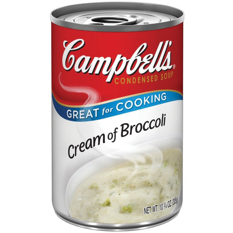 Campbell's Cream of Broccoli