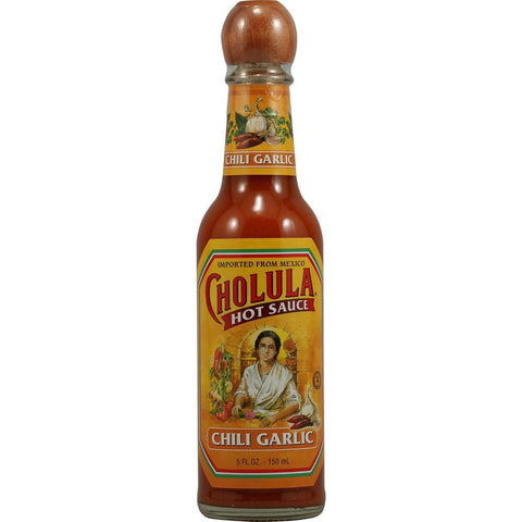 Cholula Chili Garlic 5oz(140ml)