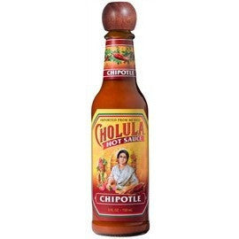 Cholula Chipotle Hot Sauce (140ml)
