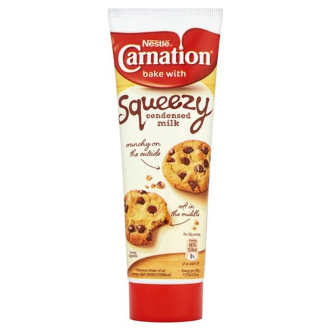Carnation Condensed Milk Squeeze 170gr