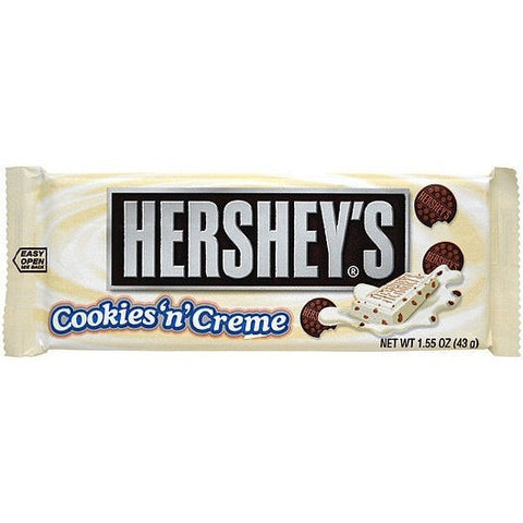 Hershey Cookie & Cream Bar
