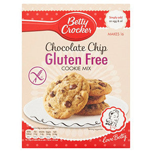 "Betty crocker Cookie Mix ""Gluten Free"" 453gr (UK)"