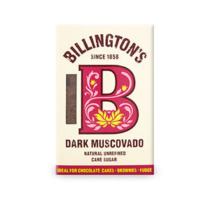 Billingtons Dark Muscovado Sugar 500gr
