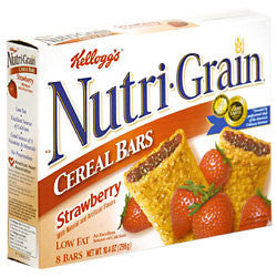 Kellogg's Nutri-grain Strawberry