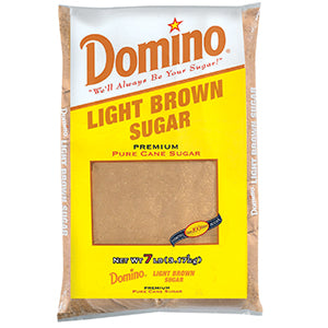 Domino Light Brown Sugar 900gr