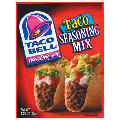 Taco Bell Seasoning Mix