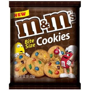 M&M's Bite Size Cookies 45gr