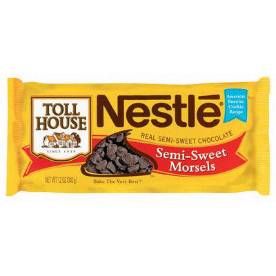 Nestle Toll House Semi Sweet (340gr)