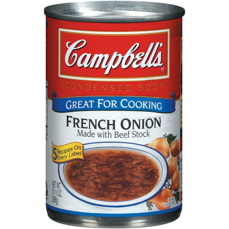 Campbell's French Onion Beef Stock