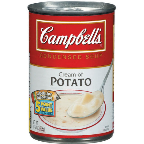 Campbell's Cream of Potato