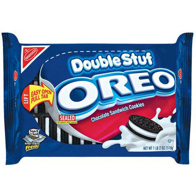 Nabisco Oreo Double Stuff 510gr