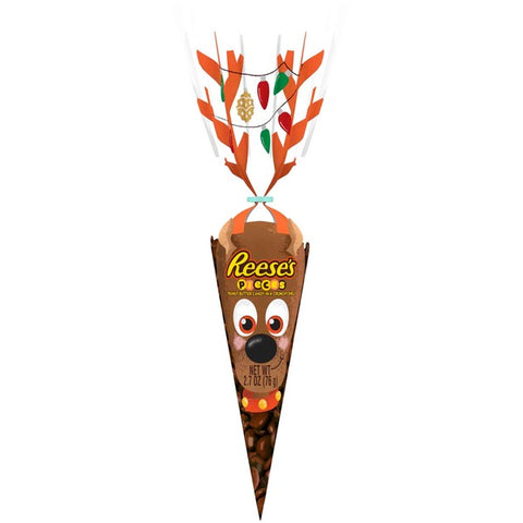 Hershey Christmas Reese's Pieces Reindeer Bag 80gr