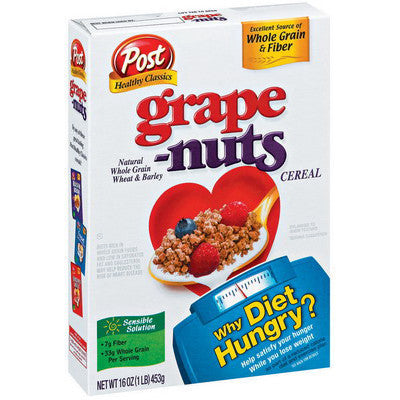 Post Grape Nuts (560gr)