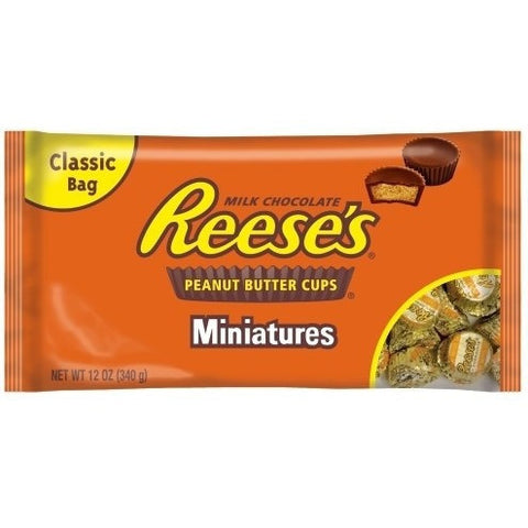 Reese's Cups Miniature Bag (340gr)