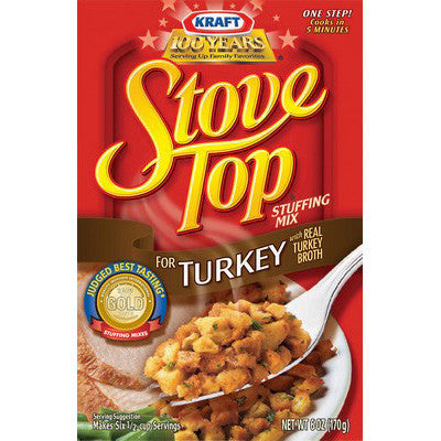Stove Top Turkey