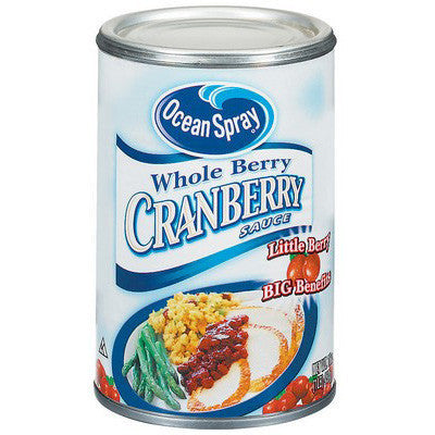 OS Whole Cranberry Sauce