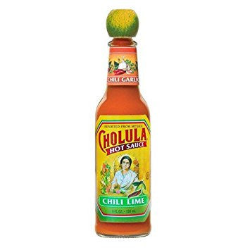 Cholula Chili Lime 140ml