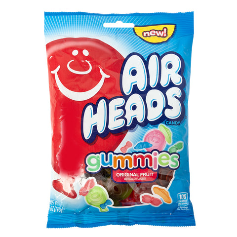 Airheads Gummies Fruit 170gr