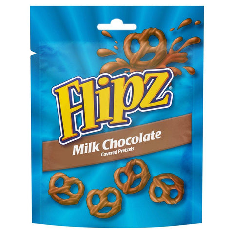 Flipz Milk Chocolate Pretzel 100gr