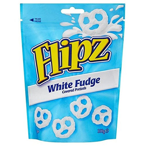 Flipz White Fudge 90gr