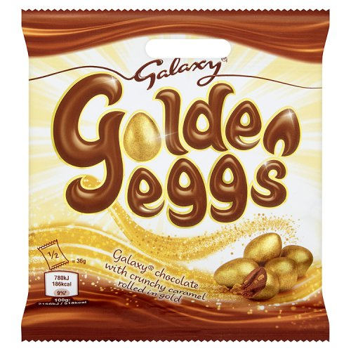 Galaxy Golden Egg 80gr