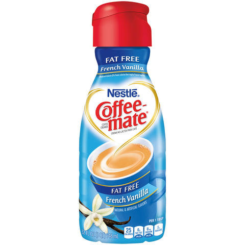 Coffee Mate Frenc Vanilla Liquid