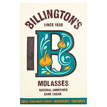 Billington  Molasses 500gr