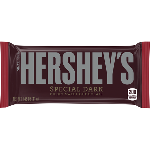 hershey special dark bar 40gr