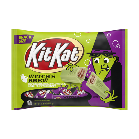 kit kat creme witchs brew marshmallow 265gr
