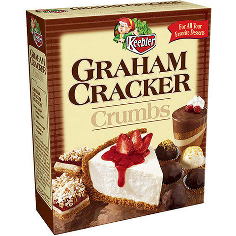 Keebler Graham Crumbs (375gr)