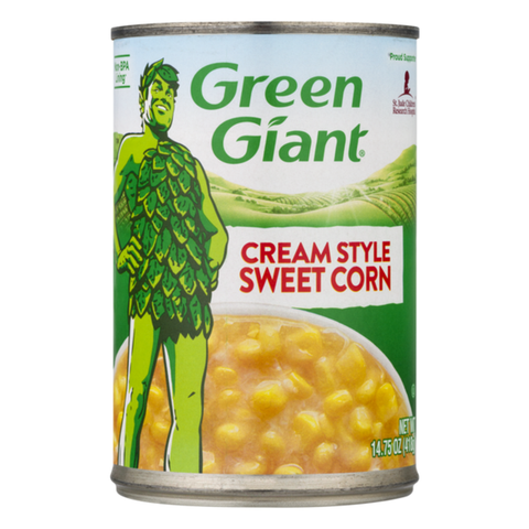 green giant cream style sweet corn 420gr