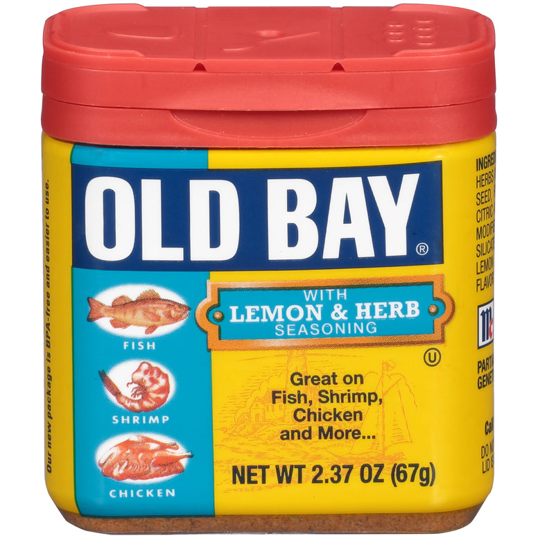 Old Bay Lemon & Herb 65gr