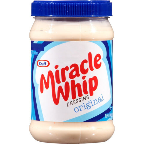 Kraft Miracle Whip Mayo 15oz(425gr)