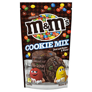 M&M's Cookie Mix 180gr