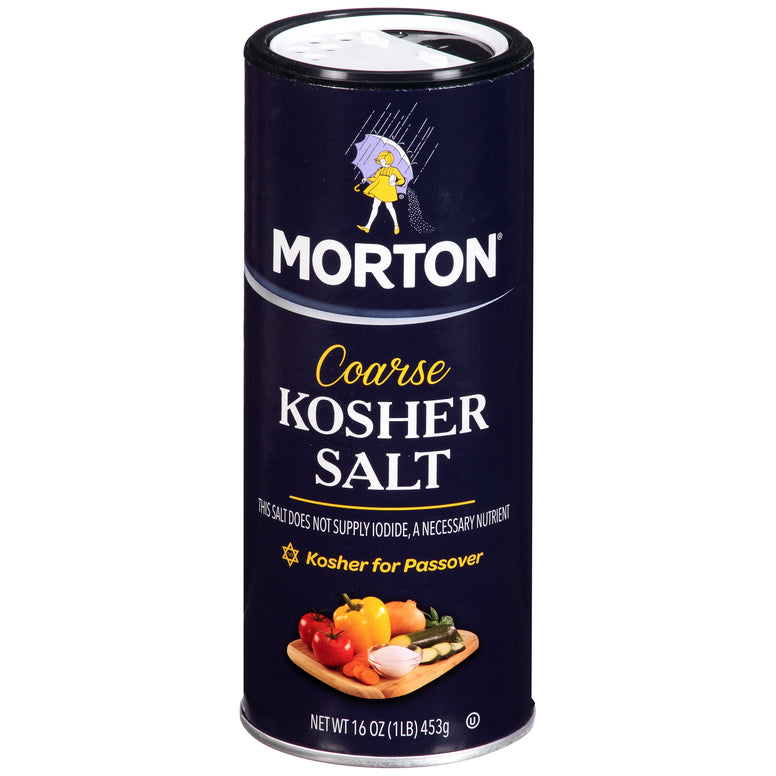 Morton Kosher Salt Coarse 450gr